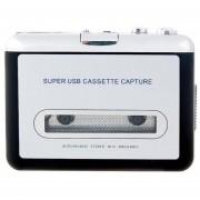 Cinta Para PC USB Cassette & CD De MP3 Converter Captura Digital Audio Reproductor De Musica GOBRO