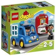 Lego - 10809 - DUPLO Town - Auto della Polizia