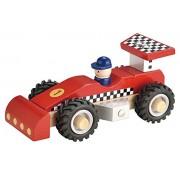 Nuevos Clásicos Juguetes - 1950 - Modelo - coche de carreras - rojo