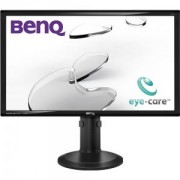 Монитор BenQ 27 инча, Wide, AHVA Panel (IPS technology), резолюция 2560x1440, DVI DL/HDMI/DP,Speakers, Цвят Черно 9H.LCELA.TBE
