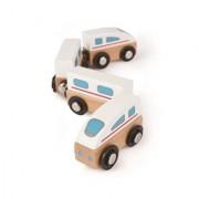 Hape Qubes - Magnetic Bullet Train Toy