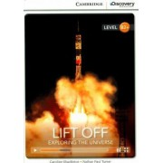 Lift off: Exploring the Universe High Intermediate (Book with Online Access) by Caroline Shackleton