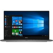 "Ultrabook™ Dell XPS 13 9360 (Procesor Intel® Core™ i5-7200U (3M Cache, up to 3.10 GHz), Kaby Lake, 13.3""FHD, 8GB, 256GB SSD, Intel® HD Graphics 620, Wireless AC, Tastatura iluminata, Win10 Pro 64, Argintiu)"