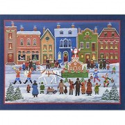 Lang Christmas Parade by Mary Singleton Puzzle (1000-Piece)