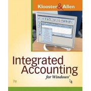Integrated Accounting for Windows by Dale A Klooster