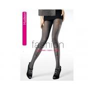 Fashion - ефектни чорапогащи с имитация на износване