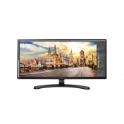 Monitor LED Lg 34UM68-P 2K Black