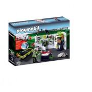 Playmobil 4880 - Laboratorio de Gánsters con Linterna - Top Agents Laboratorio de Gánsters con Linterna. Oferta antes 26,99€, Juguete A partir de 8 Años