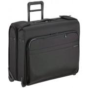 Briggs & Riley Travelware - Deluxe, Valigia unisex, color Nero (Black), talla L