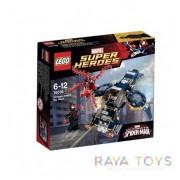 Lego Super Heroes Нападение от небето