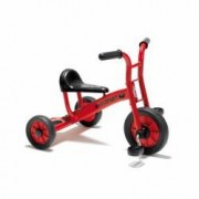 Winther Viking Dreirad Mittel Off-Road (silber)