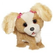 Fur Real Friends Happy To See Me Pets My Bouncy Pup Pet By Fur Real Friends