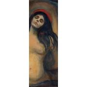 Edvard Munch Poster Reproduction - Madonna, 1894-1895 (158x53 Cm)