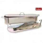 Frabosk pesciera con griglia inox 60 cm
