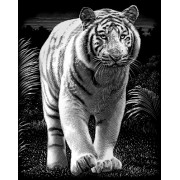 Reeves - 03037 - Loisir Créatif - CAG Argentée - Tigre