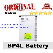 ClickAwayBUY 1 GET 1 FREE NOKIA BP 4L BP 4L NOKIA BATTERY FOR NOKIA E63 E71 E72 N97 E90 + WARRANTY