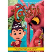 Tashi and the Giant Squid by Barbara Fienberg