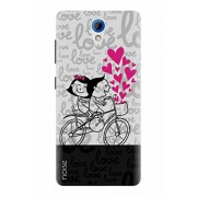 Noise Designer Printed Case / Cover for HTC Desire 620G / Animated Cartoons / Journey Design