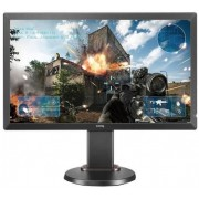 "Monitor Gaming TN LED BenQ 24"" ZOWIE RL2460, Full HD (1920 x 1080), HDMI, DVI, VGA, 1 ms, Boxe (Negru) + Bitdefender Antivirus Plus 2017, 1 PC, 1 an, Licenta noua, Scratch Card"