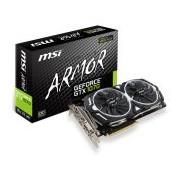 MSI Video Card GeForce GTX 1070 ARMOR 8G OC GDDR5X 8GB/256bit GTX_1070_ARMOR_8G_OC