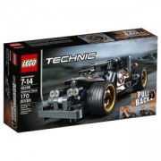 Конструктор ЛЕГО ТЕХНИК - Състезателна кола за бягство, LEGO Technic, 42046