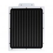 Spot exterieur avec capteur PIR - Panneau solaire amorphe / 3W / 250 lumens / 36 LEDs / Etanche IP65