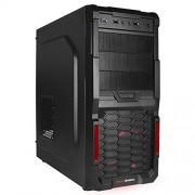 Mars Gaming MC3 Case Middle Tower per PC, Nero