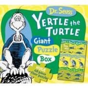 Dr. Seuss Yertle the Turtle Giant Puzzle Box: Huge 48-piece floor puzzle (Dr. Seuss Giant Puzzle Boxes)