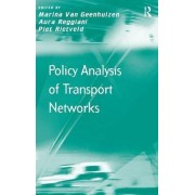 Policy Analysis of Transport Networks by Marina Van Geenhuizen