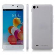 "Мобилен телефон PRIVILEG A2800 8-core 2xSIM Android 4.2 IPS 5"" бял"