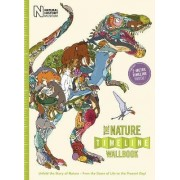 The Nature Timeline Wallbook: Unfold the Story of Nature - From the Dawn of Life to the Present Day by Christopher Lloyd