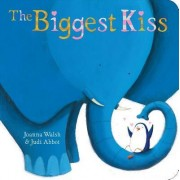 The Biggest Kiss by Joanna Walsh