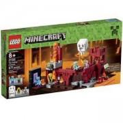 Конструктор ЛЕГО МАЙНКРАФТ - КРЕПОСТТА В АДА - LEGO Minecraft, 21122