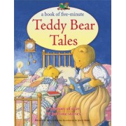 A Book of Five-minute Teddy Bear Tales by Nicola Baxter