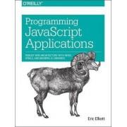 Programming JavaScript Applications by Eric Elliot