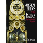 Introduction to Numerical Methods and MATLAB by Gerald Recktenwald