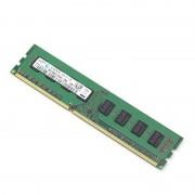 4Go RAM PC DIMM Samsung M378B5273CH0-CK0 DDR3 PC3-12800U 2Rx8 CL11 1600MHz