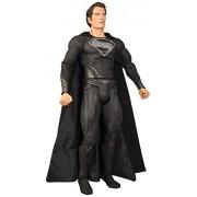 Man of Steel: Black Suit Superman 1:4 Scale Figure