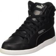 Puma Ikaz Mid Classic Sneakers(Black)