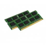 ValueRAM - 2 x 8 Go - DDR3-1333 - PC3-10600 (KVR13S9K2/16) - Mémoire portable