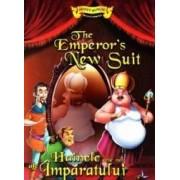Hainele cele noi ale Imparatului - Povesti bilingve engleza-romana