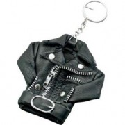 Breloc moto KEY-RING *LEATHER JACKET SIZE APPROX. 8X8CM
