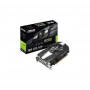 Tarjeta De Video NVIDIA GeForce GTX 1060 ASUS Phoenix, 3GB GDDR5, 2xHDMI, 1xDVI, 2xDisplayPort, PCI Express X16 3.0. PH-GTX1060-3G