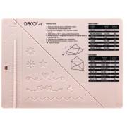 Placa de biguire Daco PB001