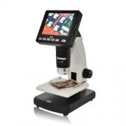 Caméra microscope numérique USB/TFT 5 MPix zoom 20 à 500 x dnt DigiMicro Lab5.0