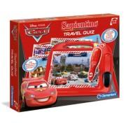 Clementoni 13234 - Sapientino Travel Quiz Cars 2