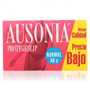 AUSONIA protector normal 40 uds