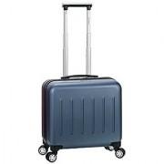 Rockland Pelican Hill Rolling Laptop Case Blue