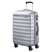 American Tourister - Palm Valley spinner equipaje de cabina, plateado