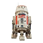 Sideshow Collectibles 1:6 Scale Star Wars Episode IV A New Hope R5-D4 Astro Droid Figure (White/Red)